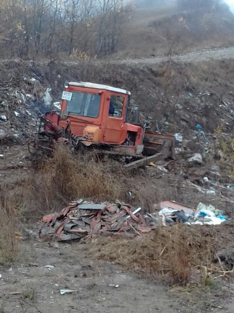 Фото мусор
