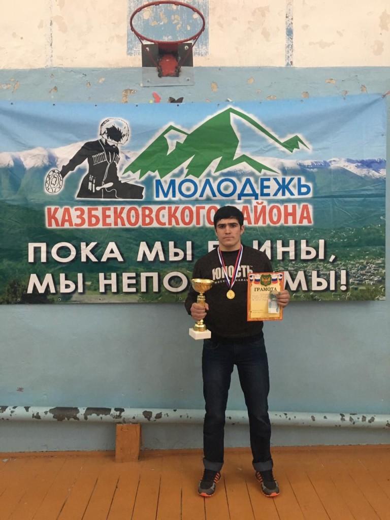 Галбацов Магомед